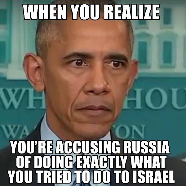 obama-two-faced-about-russia-and-israel