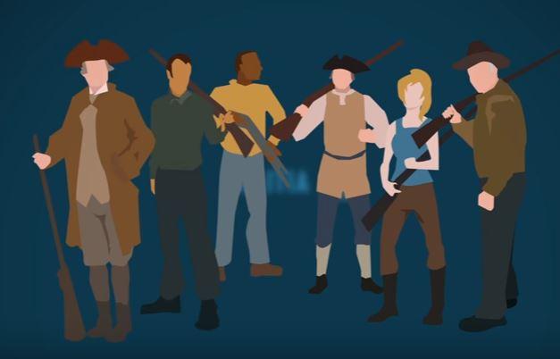 2nd Amendment Second Amendment militia