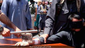 Islam sharia thief hand amputation