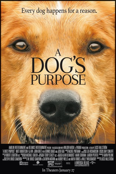 Watch A Dog S Purpose On Putlocker