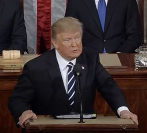 President Trump's great speech State of The Union post-SOTU