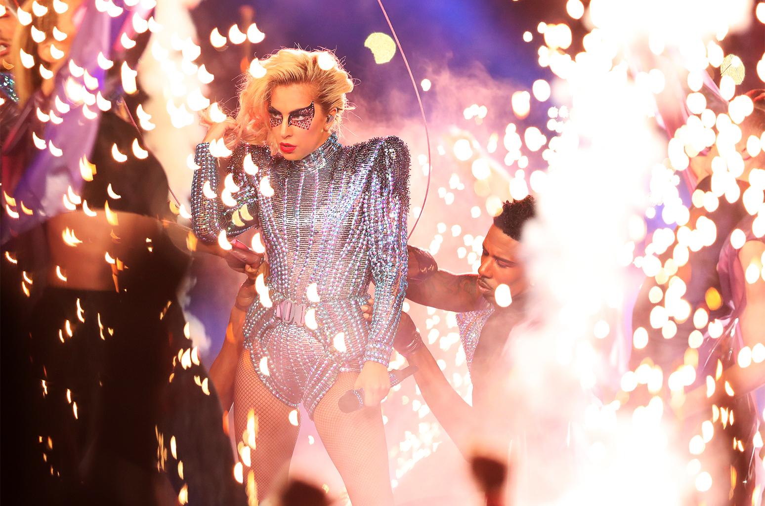 Lady Gaga Super Bowl 2017