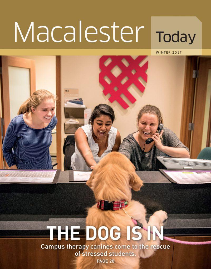 Macalester College Magazine