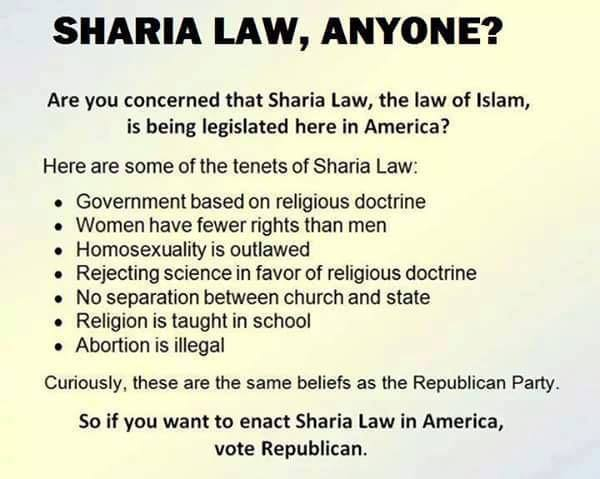 Sharia Law Definition Image Mag : Republican sharia from imagemag.ru size 600 x 479 jpeg 34kB