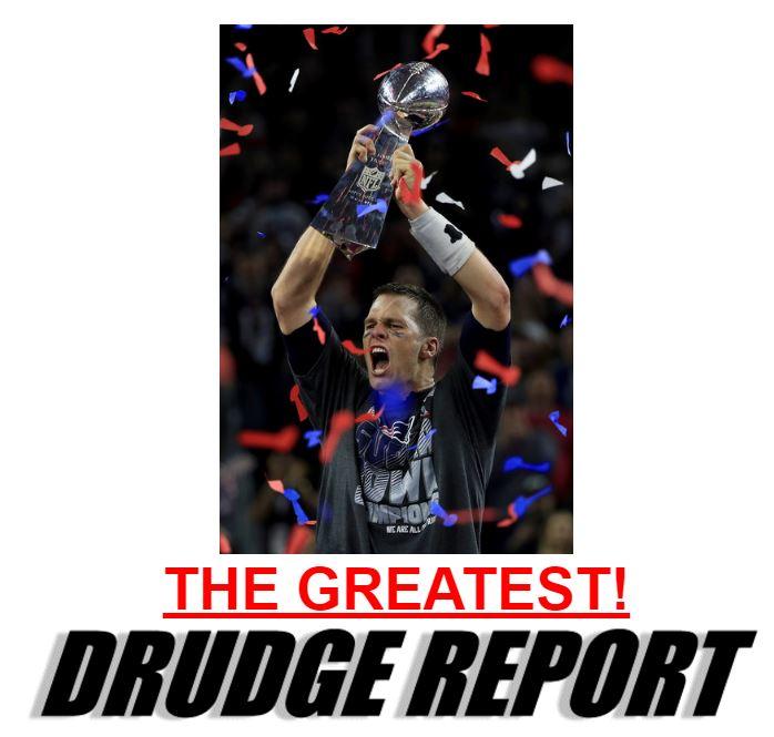 Tom Brady amazing Super Bowl victory