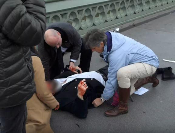 Victim of March 22 London terrorist attack