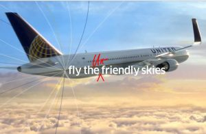Fly the un-friendly skies of United Airlines