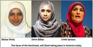 Soft feminized jihad Shaiq Billoo Sarsour