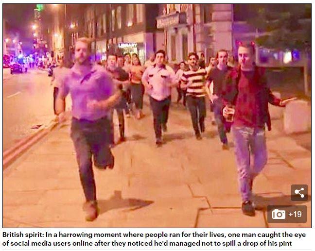 Islamic jihad terror England dregs