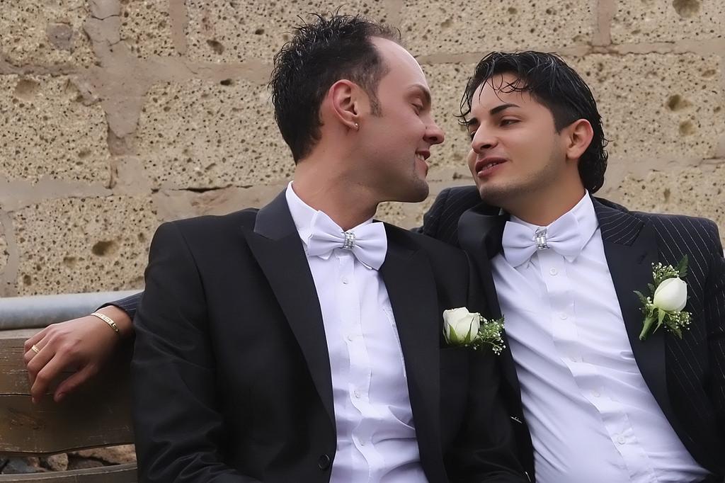 Gay marriage gay wedding