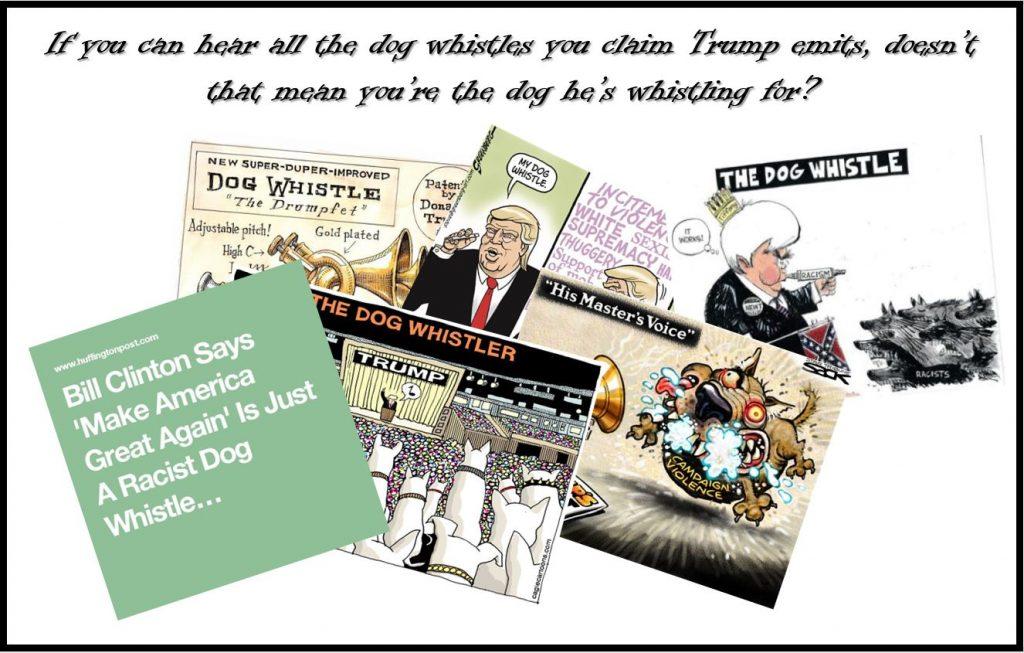 Trump Dog Whistle