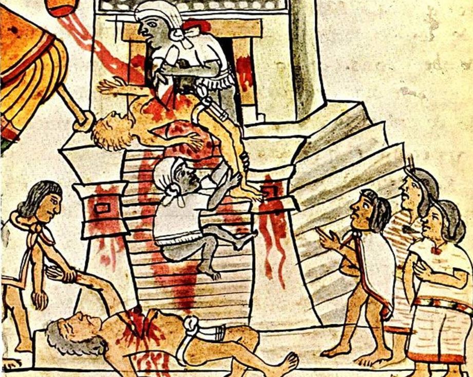 Western Civilization No Human Sacrifice