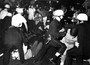 Vietnam Democrat Convention 1968 Chicago Police Brutality