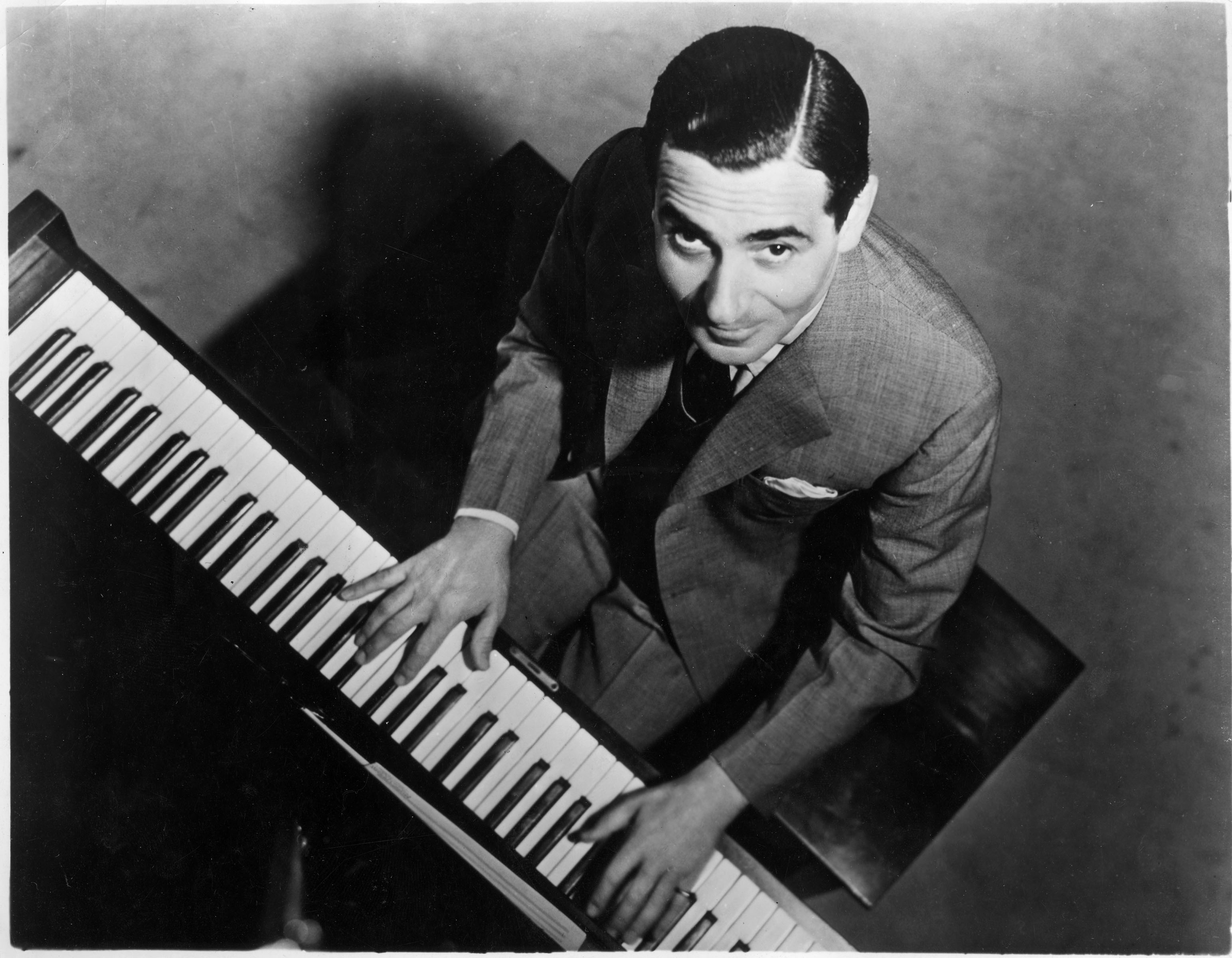 Young Irving Berlin Puttin' on the Ritz