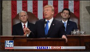 Donald Trump State of the Union