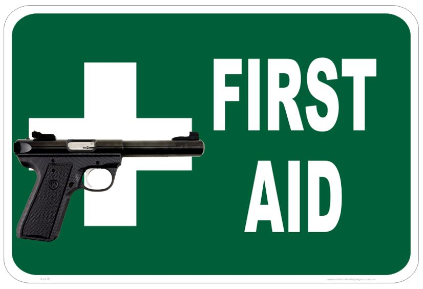 Second Amendment first aid