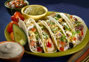 Mexican Food American Colleges