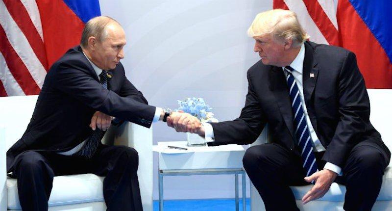 Trump Putin Russia