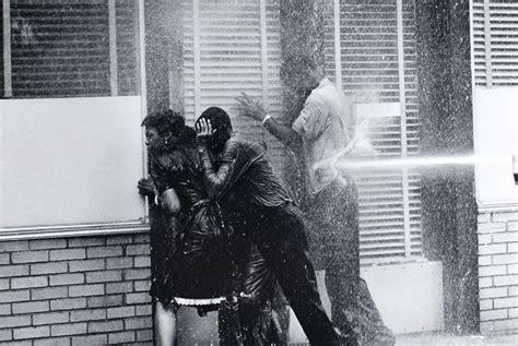 Blacks water hoses victims racism