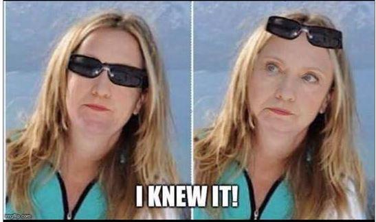 Kavanaugh Ford Hillary Clinton