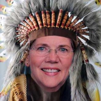 Elizabeth Warren, Native American, Indian, DNA