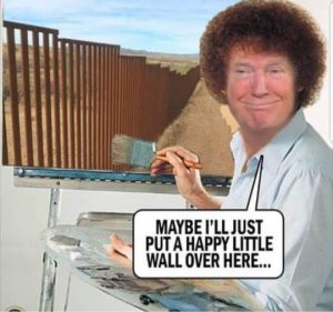 Immigration Trump Wall