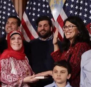 Leftists Rashida Tlaib Congress