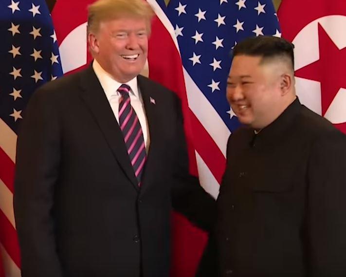 North Korea Negotiations Trump and Kim