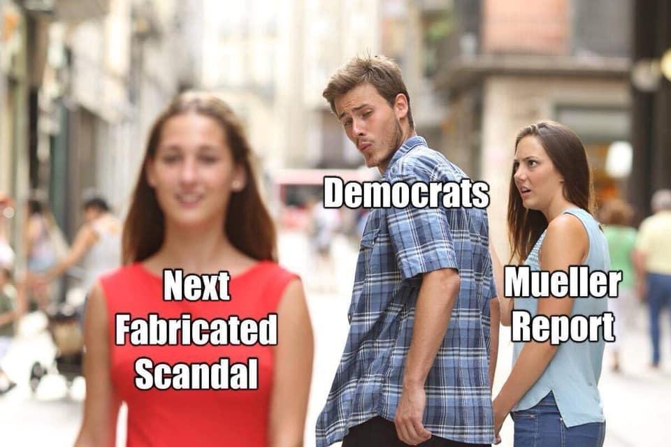 Mueller report no collusion