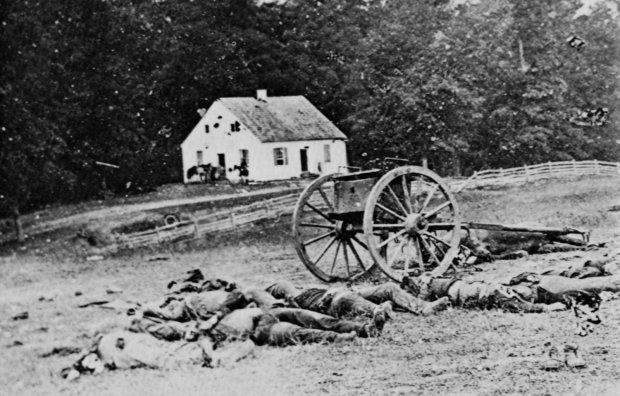 Civil War reparations