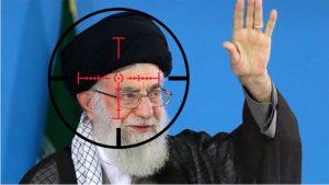 Iran Ayatollah Ali Khamenei in the Crosshairs
