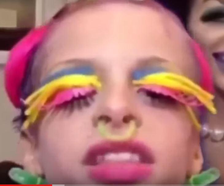 LGBTQ Leftist QueerBorg Child Abuse Desmond is Amazing