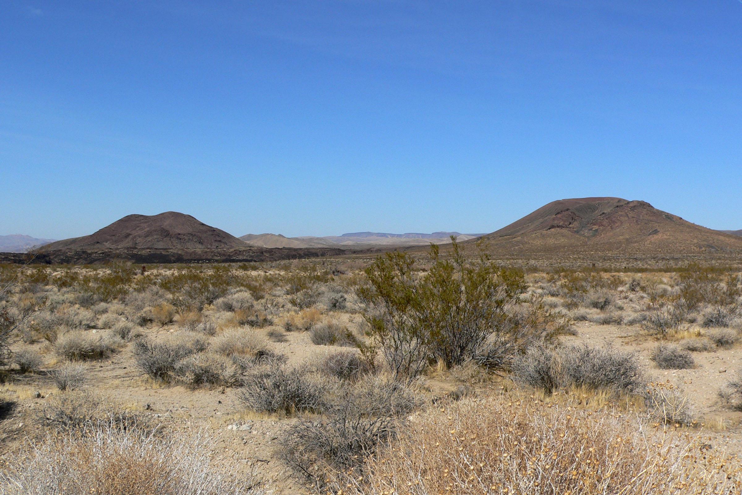 Mojave desert deserts arable land