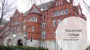 Macalester College High Education