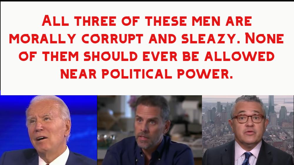 Biden, Hunter, and Toobin