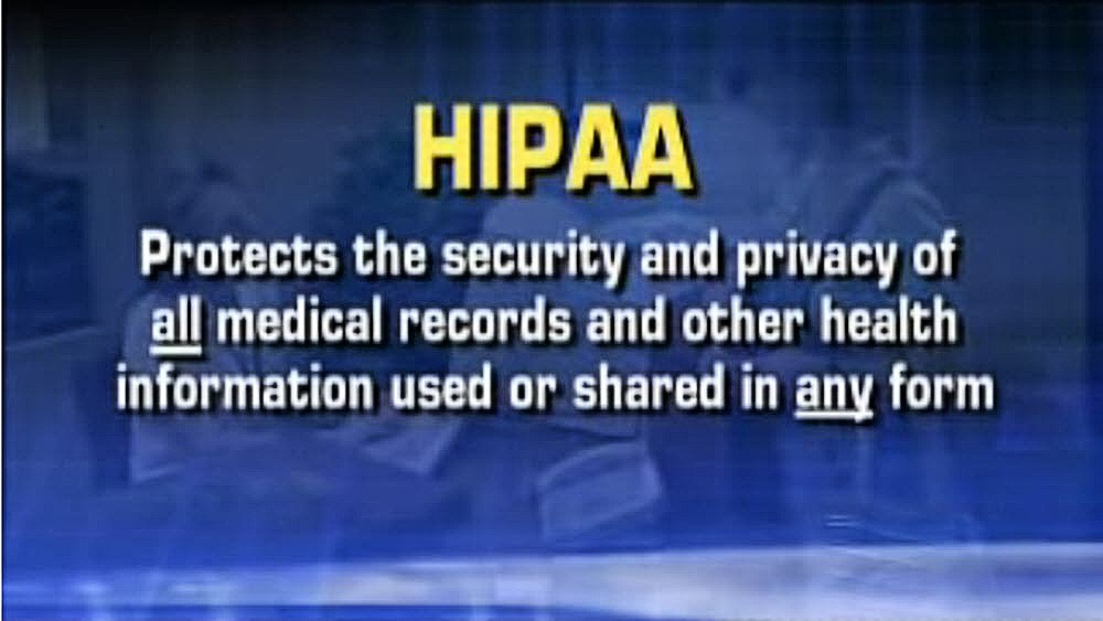 AIDS HIPAA medical status privacy